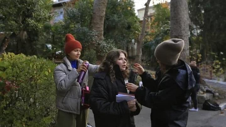 В Сочи «Мама рулит»: На курорте идут съемки молодежного сериала для федерального TV
