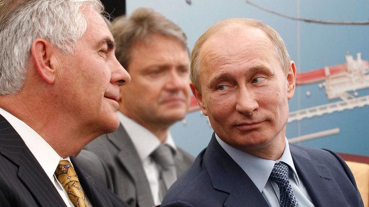 Зачем Трампу друг Путина во главе Госдепа?