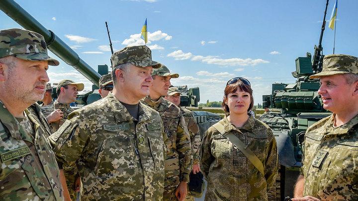 Западники Украины уйдут со сцены