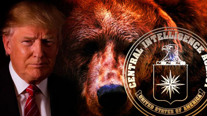 ЦРУ объявило войну избранному президенту США