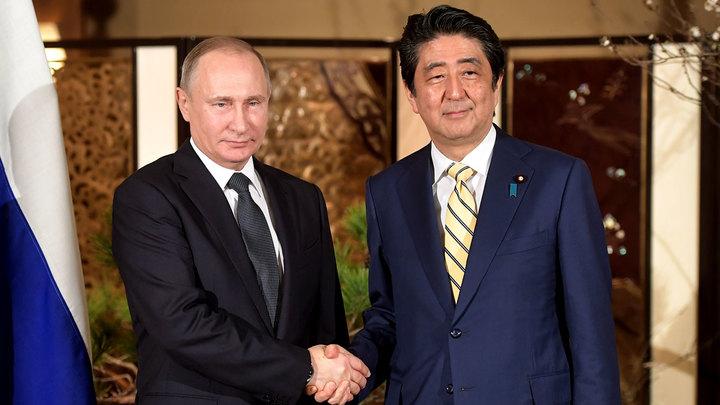 Визит Путина в Японию – веха нового мирового порядка