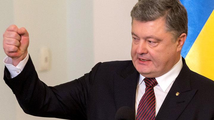 Холуй Порошенко: проблема Украины - не в тарифах