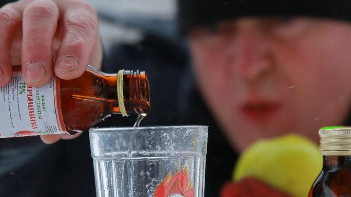 Суррогатный алкоголь - угроза национальной безопасности