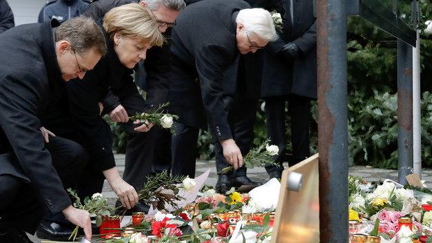 Теракт в Берлине: Самоликвидация Германии началась