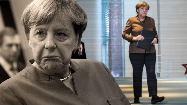 Меркель пропадет на 10 лет