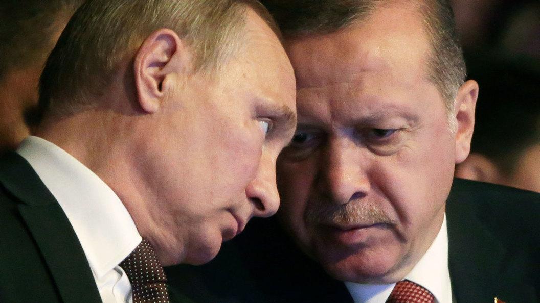 2016: год примирения России и Турции