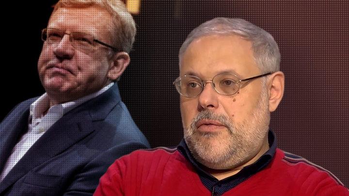 Михаил Хазин: Чего хочет Кудрин?
