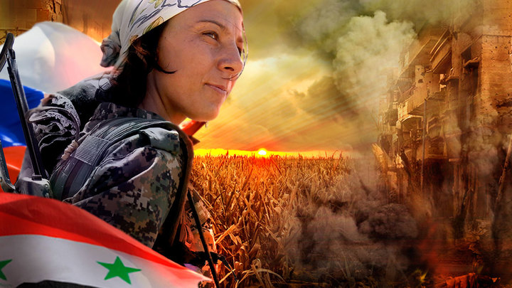 Сирия-2016: Год русской победы