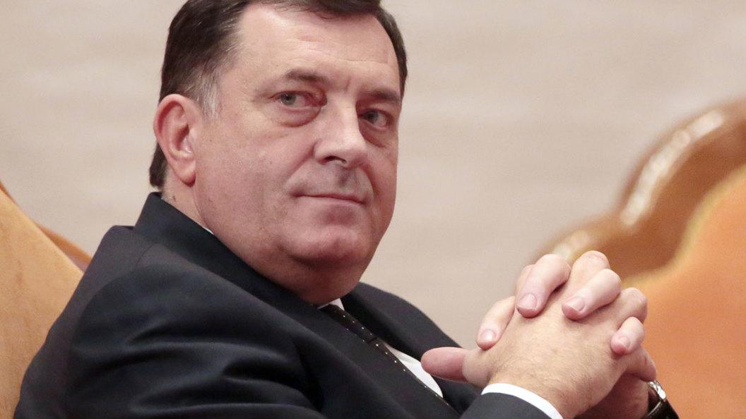 Милорад Додик: Босния и Герцеговина с самого начала - failed state