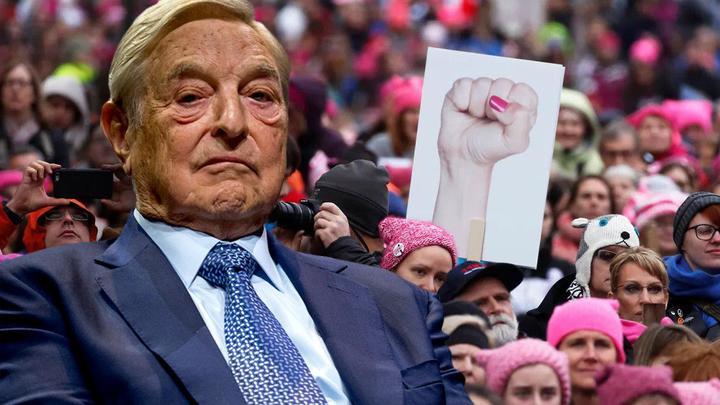На бунт против Трампа Сорос готов выделить 10 миллионов