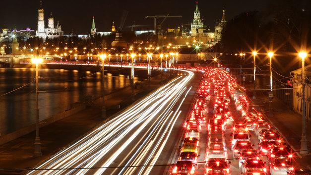 Решаем вместе: Как победить пробки в Москве?