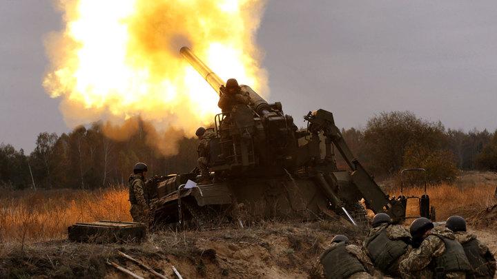 Донбасс: Вторые сутки огненного ада