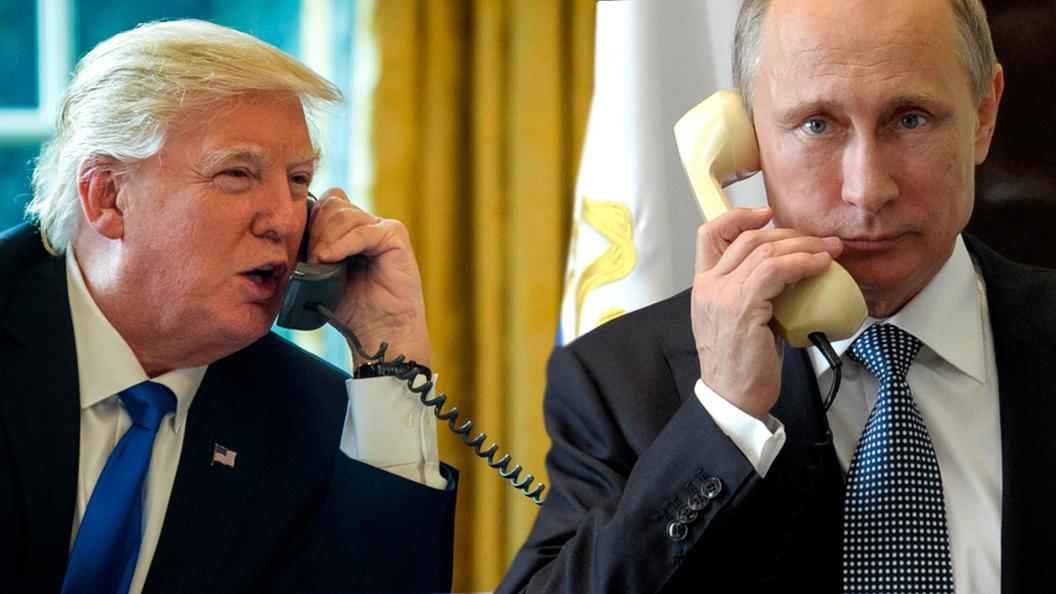 Путин и Трамп: Повеяло теплом