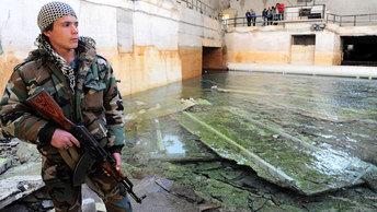 Дамаск спасен от террористов-отравителей