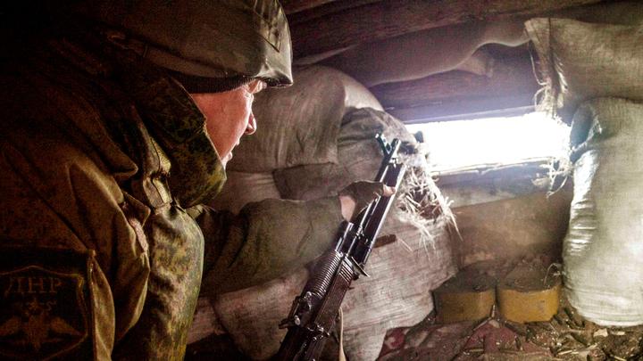 Донбасс: Очередная чудовищная провокация Киева