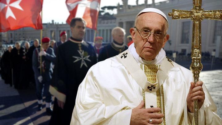 Отступники Ватикана: Папа Франциск аннексировал государство