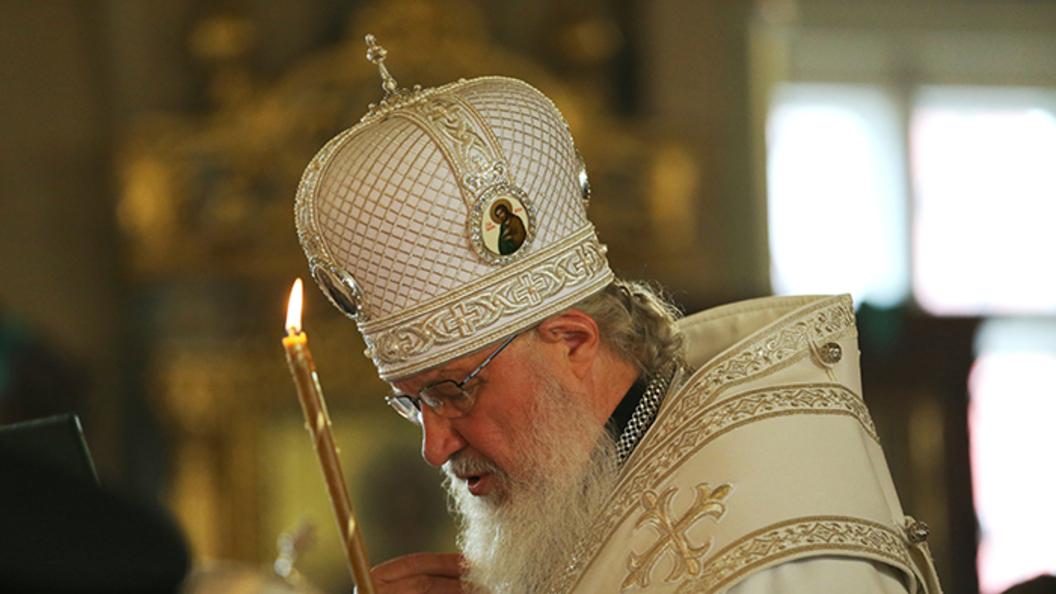 Святейший Патриарх Кирилл: Ревнуйте о дарах духовных