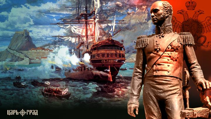 Русская сила на Средиземном море