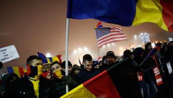 Румыния: Настоящую революцию никто не заметил