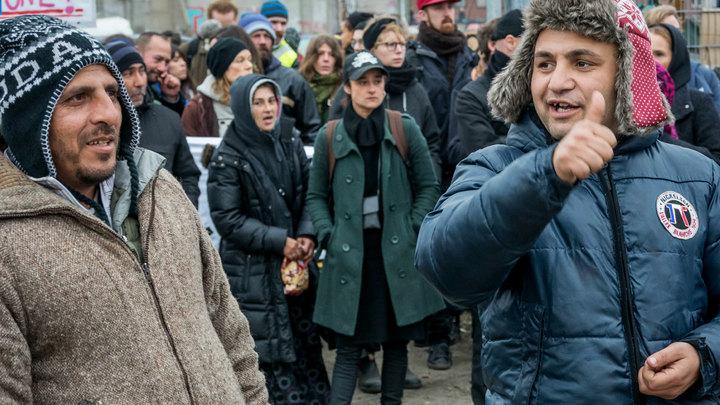 Исламисты захватили город в Швеции