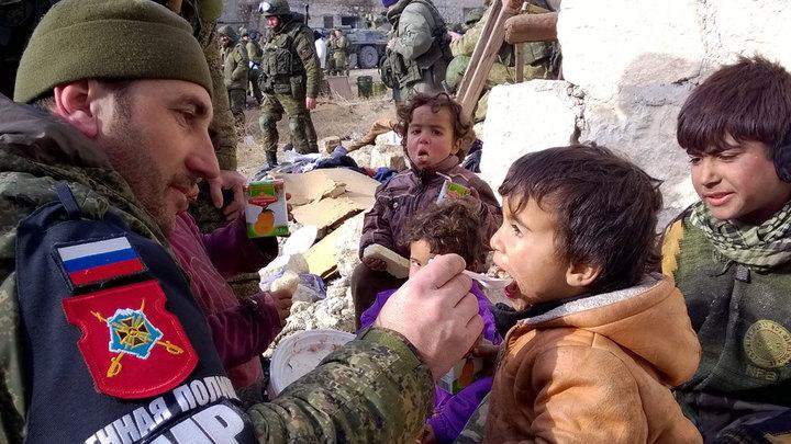 Александр Ющенко: Ситуация в больницах Сирии патовая