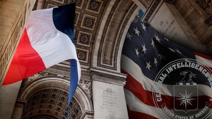 Как ЦРУ вмешивается в президентские выборы во Франции?