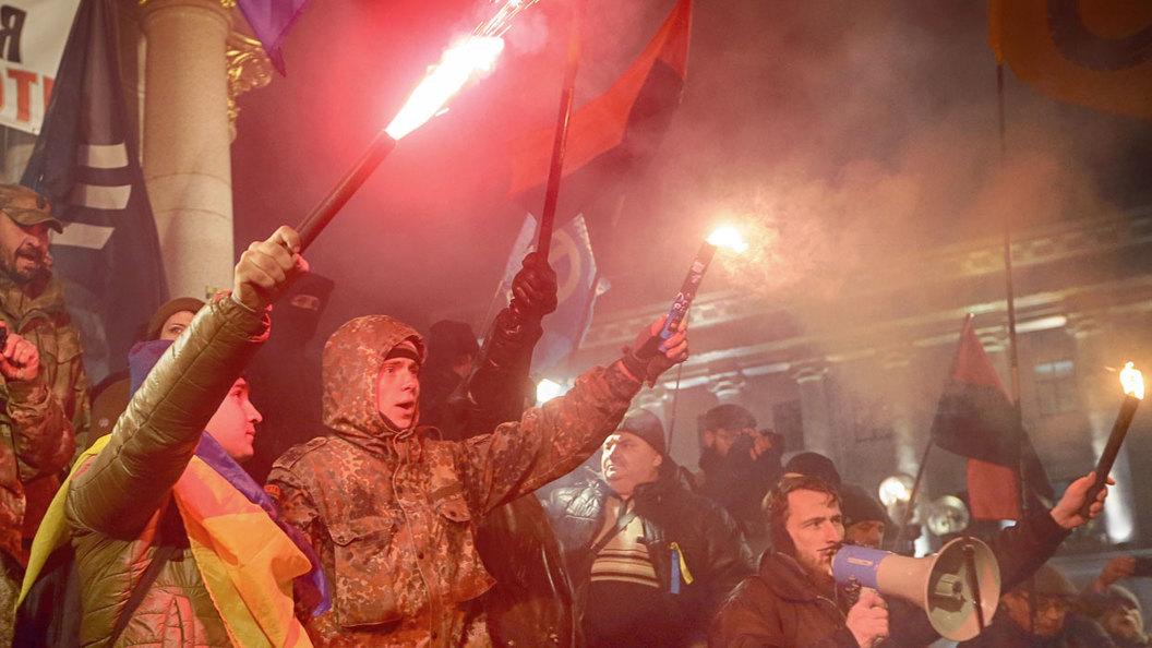 Шатун 2.0: Киев заблаговременно обвинил Москву в организации третьего Майдана
