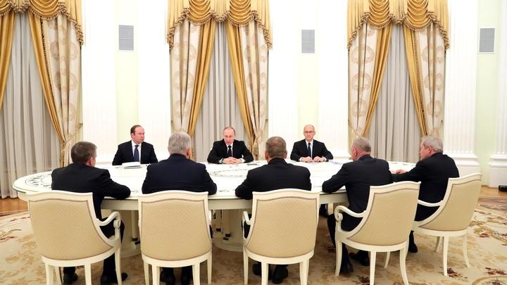 Вся президентская рать: Зачем Путин встречался с экс-губернаторами