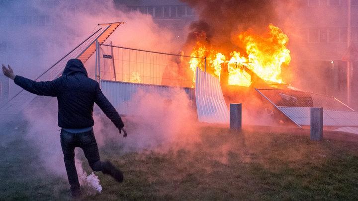 Дело Тео или бунт мигрантов на тонущем корабле Европы