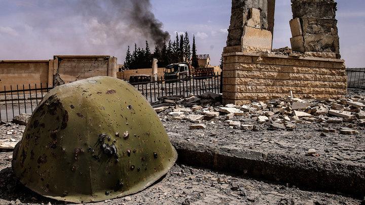 Сирия: цену смерти спроси у предателя