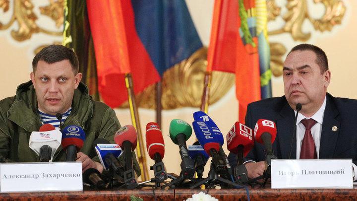 Донбасс наносит ответный удар