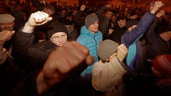 Белоруссия: тунеядцы продолжают раскачивать ситуацию в стране