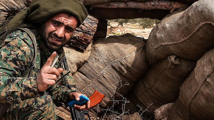 Дамаск и курды: салям алейкум, старый… враг?