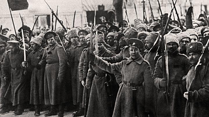 Измена, трусость и обман: столетие свержения монархии в России