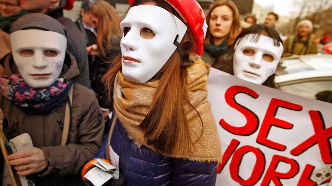 Украина: заветный путь в Европу лежит через легализацию проституции