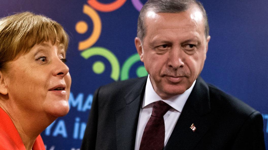 Германия ополчилась на Эрдогана за нацистов