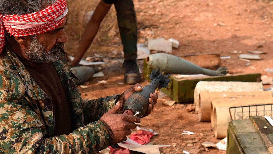 Битва за север Сирии