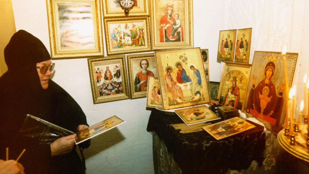 Смотритель часовни в Симферополе: мироточение было