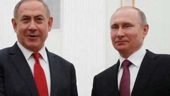 Путин и Нетаньяху проводят переговоры в Москве: что не услышим, то увидим