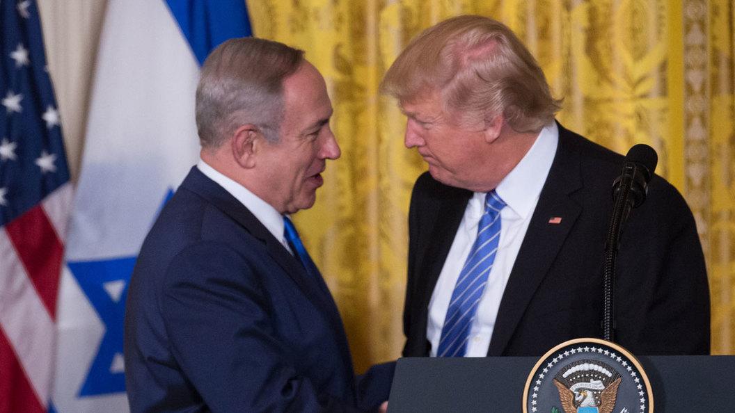 Ультиматум Трампа-Нетаньяху?