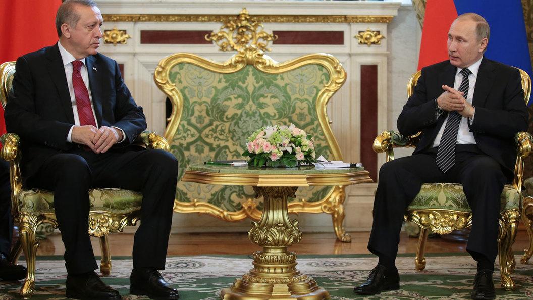 Россия и Турция восстанавливают отношения сотрудничества