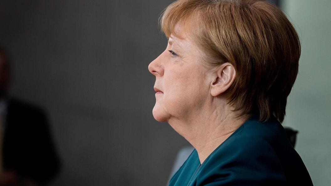 В Москве ждут Меркель