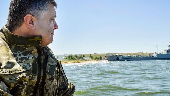 Заграничный неликвид для украинского флота