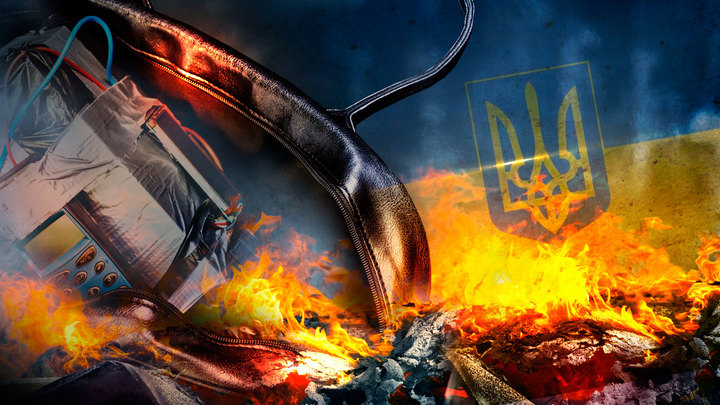 Террор - это всё, что осталось у Украины
