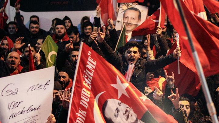 Турция не связывает свое будущее с ЕС