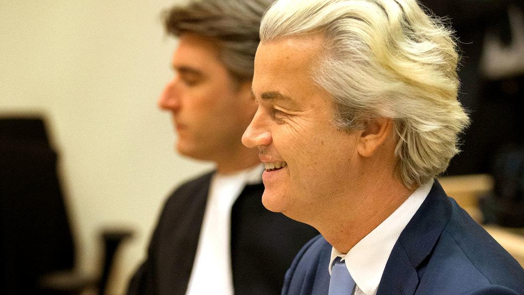 Голландский Трамп Вильдерс против евродиктатуры