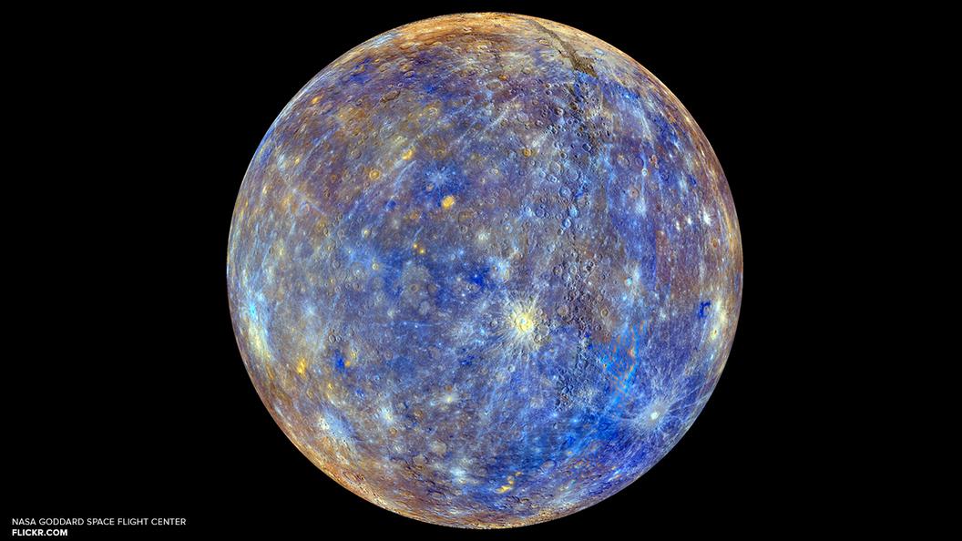 Уфологи выяснили, почему Меркурий усыхает