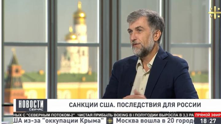 Любомудров: Больные политики экономического блока не могут указать правильный вектор для обхода санкций