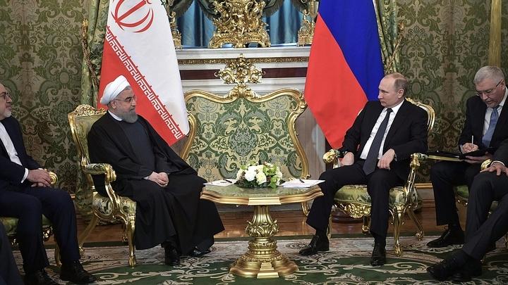 Роухани: Отношения между Ираном и Россией не направлены против третьих стран