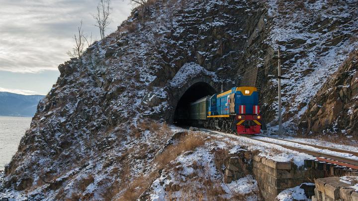 Достояние России: Транссибирская магистраль